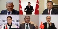 İşte AK Parti'de görev yapan tüm bakanlar