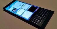 İşte Blackberry'nin yeni telefonu!