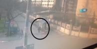 İşte Elif Sultan Kalsen'in vurulma anı (VİDEO)