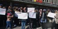İsveç medyasının Müslümanlara yönelik yayınları protesto edildi