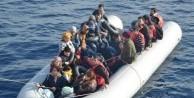 İzmir'de 29 kaçak göçmenler yakalandı