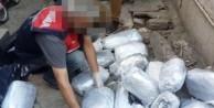 Jandarma'dan milyonlarca liralık uyuşturucu operasyonu