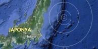 Japonya'da 5,6 büyüklüğünde deprem