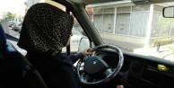 Kadınlar trafiği işgal ediyor