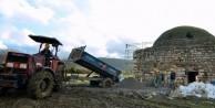Kanuni'nin 5 asırlık mirası restore ediliyor (FOTO)