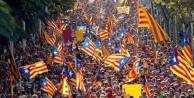 Katalonya'ya bağımsızlık şoku!