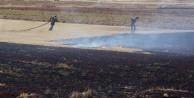 Halkı aç bırakmak için tarları yakıyor!
