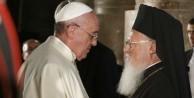 Katolik ve Ortodoks liderleri görüştü