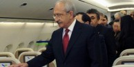 Kılıçdaroğlu'nun uçağı tahliye edildi