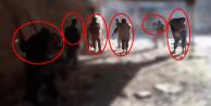 Keskin nişancılar sivilleri vuruyor… Bölgede çatışmalar şiddetlendi! Görüntülerdekinin hepsi terörist…