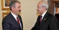 Kılıçdaroğlu, BBP lideri Destici ile görüştü