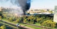 Kırgızistan Moskova'daki yangın için yardım gönderdi