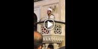 Hacıveyiszade Camii'nde muhteşem manzara