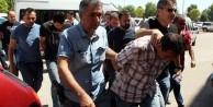 Konya'da rütbeli 12 alçak tutuklandı