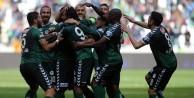 Konyaspor, Eskişehirspor karşısında Hasan Kabze'yle güldü