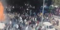 Korkunç patlamanın yeni görüntüleri ortaya çıktı - VİDEO