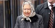 Kraliçe Elizabeth şaşırttı