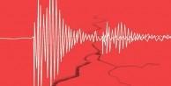 Kütahya'da üst üste üç deprem