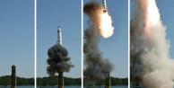 Kuzey Kore'nin füze gücünde yeni gelişme! Her yerden vurabilir