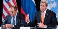 Lavro ve John Kerry Suriye krizini görüştü