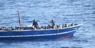 Mülteci faciası: En az 80 mülteci öldü