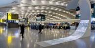 Londra Havalimanı boşaltıldı!