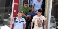 Malatya'da çarşaflı erkek alarmı