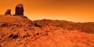 Mars'ta tarihi keşif