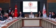 Meclis komisyonlarının başkanları seçildi