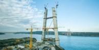 Mega projeler Türkiye'nin çehresini değiştiriyor