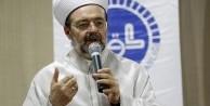 Mehmet Görmez: Camiler 24 saat açık olmalı
