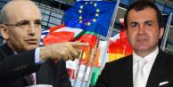 Mehmet Şimşek ve Çelik'ten AB'li diplomata sert tepki