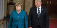 Merkel defalarca anlattı! Trump bir türlü anlamadı...
