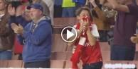 Mesut Özil'den alkış toplayan hareket!