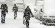 Meteorolojiden 'yoğun kar yağışı' uyarısı!