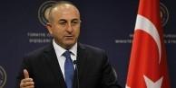 Mevlüt Çavuşoğlu'ndan kritikgörüşme