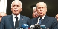 MHP, BBP ve Saadet'le ittifak mı olacak!