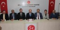 MHP İl Başkanı muhalefeti bombaladı! PKK'nın uzantısıyla pazarlık yapanlar...