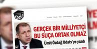 MHP'li Özdağ PKK'ya terör örgütü demeyenlerin sitesinde ülkücüleri eleştirdi