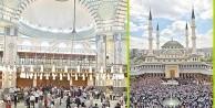 'Milletin camisi' dualarla açıldı