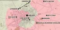 Muhalifler PKK'yı Halep'te sıkıştırdı!