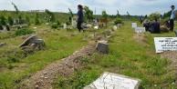 Müslüman mezarlığına saldırıya sert tepki