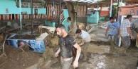 Muş'ta yağış sonrası sel faciası!
