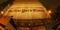 New York Times'ın hesabından ortalığı karıştıran tweet!