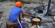 Nijerya'da iftar sofralarının atıştırmalığı: Kose ve kunu