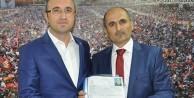 Niyazi Bayar milletvekili aday adayı oldu