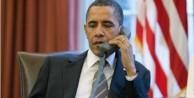 Obama, Cameron ve Merkel'i aradı