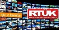 OHAL kapsamında 12 TV kanalını kapandı