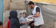 Önce İnsan Derneği'nden mazlumlara iftar
