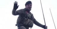 Operasyondaki Mehmetçik hem duygulandırdı hem gururlandırdı